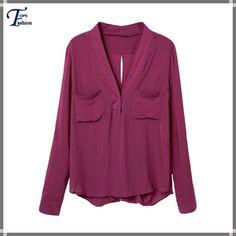 Spring-summer blouse