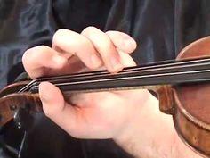 Bluegrass Fiddle Lessons - Soldier's Joy