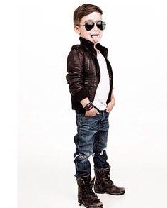 Boys' fashion