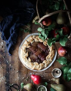 It's been awhile since I've put a galette on the blog – which is crazy since I make them all the time. Not to mention that they are easier to make than pie, and I LOVE pie. I also love easy. So galettes have been on the menu quite often around here. Most recently, this...Read More »