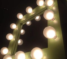 Lighted personal vanity mirror. Great Dad and Grad gift Ready