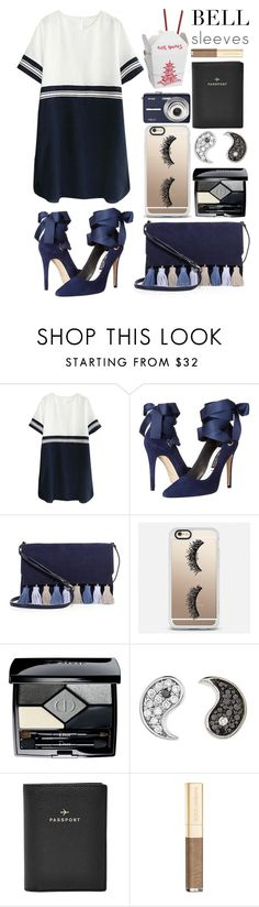 """""""↜Travel and unravel↜"""" by kit-kat-katya ❤ liked on Polyvore featuring Alice + Olivia, Rebecca Minkoff, Casetify, Christian Dior, Sydney Evan, FOSSIL and Dolce&Gabbana"""