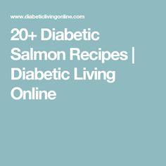 20+ Diabetic Salmon Recipes   Diabetic Living Online