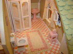 Shabby pink victorian 1:12   Kim Saulter   Flickr