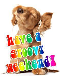Hi All, Have A Groovy Weekend! I just love him dancing around he's just so cute!  Have lots of fun this weekend!  ◔◡◔ ~  ☘☘ Ïŕìŝђ €ƴẻŝ ☘☘ ♡