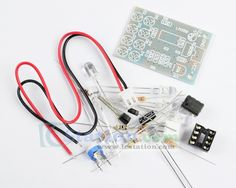 LM358 Breathe light DIY Kit DIY Interesting Production Suite  http://www.icstation.com/product_info.php?products_id=2719