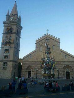 Vara e Duomo di Messina