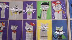 Kissat, sanomalehtiviikko
