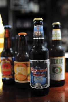 Bottoms up! A look at the New Orleans beer scene.
