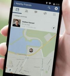 Facebook is adding location tracking to its mobile app.