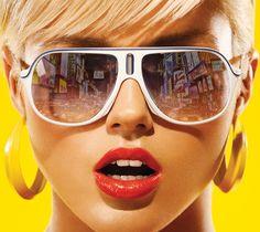 Customizando o reflexo de um óculos. | ::Tutoriais Photoshop::