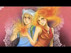 Finn x Flame Princess