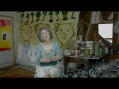 ▶ TateShots: Rose Wylie - YouTube