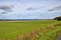 Tornionjokilaakso Ruotsin puolelta, löytyisikö kesäkoti täältä?
