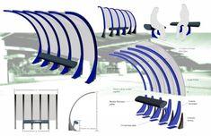 17 most interesting bus shelter designs   Designbuzz : Design ideas and concepts