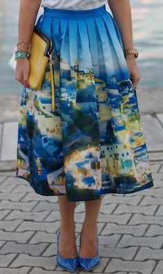 darling santorini skirt  http://rstyle.me/n/iwjp8pdpe