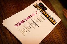 fashion line-up