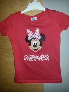 Minnie + nombre