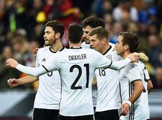 Germania-Italia 4-1, azzurri asfaltati dalla Mannschaft - http://www.maidirecalcio.com/2016/03/29/germania-italia-4-1-analisi-match.html