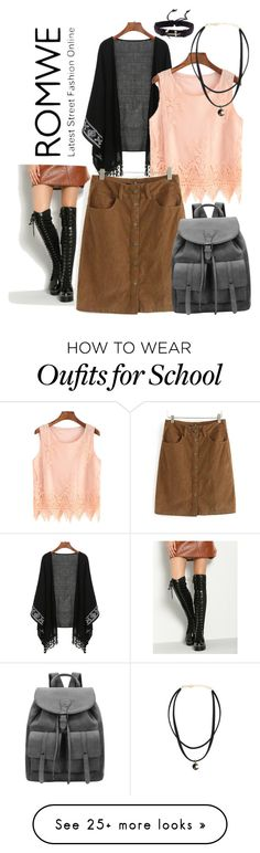 """School"" by mariyam-ramsha on Polyvore featuring Click"