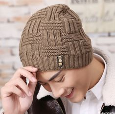 8a5a0346926269 73 Best Men's Winter Hats images in 2018 | Mens winter hats, Winter ...