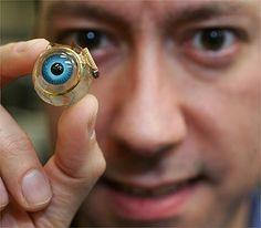 Bionic eye implant from Bionic Vision Australia