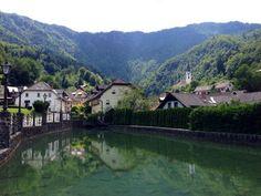 Bár Koper Szlovénia legfontosabb kikötővárosa az Adrián, ilyen bájos helyeket is találunk arrafelé