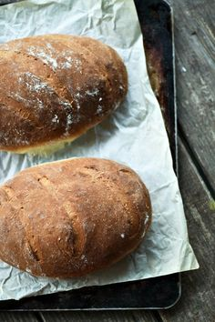 One-Hour Swedish Limpa Bread | Stephie Cooks