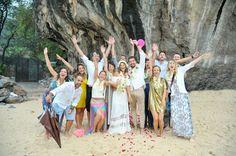 Railay Beach Buddhist Blessing Railay Beach, Thailand Wedding, Event Organiser, Blessing, Wedding Ceremony, Destination Wedding, Marriage, Style, Valentines Day Weddings