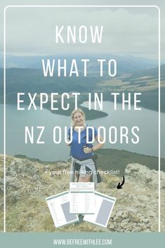 Travelling around New Zealand and wanting to know more about the New Zealand outdoors? Discover a few handy tips to keep you safe, aware and in the know. Hiking Checklist, Hiking Essentials, New Zealand Travel Guide, Hiking Quotes, Hiking Photography, Great Walks, Life Is An Adventure, Adventure Travel, Canoe Trip