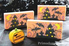 Halloween soap