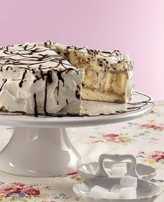 Rezept für Bananasplit-Torte bei Essen und Trinken. Und weitere Rezepte in den Kategorien Eier, Milch + Milchprodukte, Obst, Alkohol, Nachtisch / Dessert, Kuchen / Torte, Kochen.