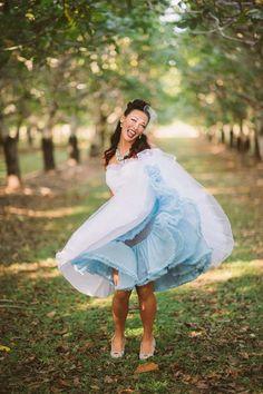 Sandys Colorful Crafty Hip But Wont Scare Grandma Wedding