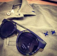 Project XX Polo Komono Sunglasses  #incrocio #projectxx #polo #menswear #komono #sunglasses #look #fashion #style #shop #greece #athens #boutique
