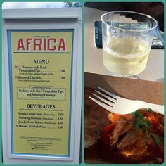 Our food tour continues with Africa. What would you order? .