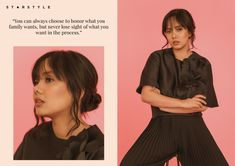 Anthea Bueno on Pursuing Her Passion to Become A Makeup Artist - Star Style PH Saw Makeup, Makeup Looks, Star Fashion, Fashion Show, Interview Makeup, When You Feel Lost, Becoming A Makeup Artist, Soft Spoken, Bronze Makeup