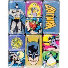 [Batman: Magnet Set (Product Image)]