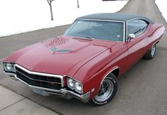 1969 Buick GS 400 Maintenance of old vehicles: the material for new cogs/casters/gears/pads could be cast polyamide which I (Cast polyamide) can produce