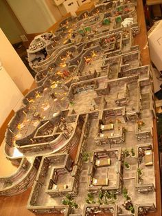 Dwarven Forge dream stuff. Found on pinterest. This represents purpose to me.  The guys at Dwarven Forge excel at creating awesome tools to help DMs create exciting new worlds and scenarios for their players.  These guys became successful doing what they were passionate about and they didnt have a lot of money to start getting it done. They went to kickstarter, showed that they had an awesome idea and solid planning and were able to raise more than 2 million dollars toward that end.