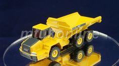 TOMICA 120 KOMATSU ARTICULATED DUMP TRUCK | 1/144 | VIETNAM | 120D-2 | 2008 ST Vietnam, Dump Truck, Trucks, Car, Collection, Automobile, Truck, Cars