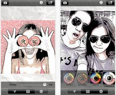 Easily Convert Pictures into Cartoons Using XnSketch iPad App ~ Educational Technology and Mobile Learning