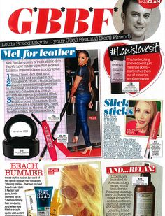 Maxi Mascara Volumising in NOW Magazine