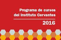 Cursos del Instituto Cervantes