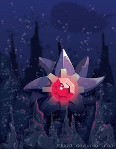 #starmie #pokemon #anime #pocketmonsters