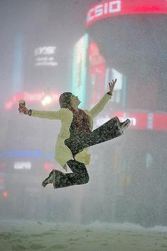 Dancers Among Us series, Jordan Matter Photography
