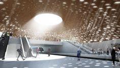 Gare de Noisy-Champs | Farshid Moussavi