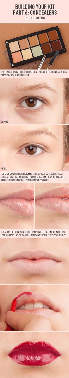 15 Easy Makeup Tips For Girls Who Don't Know How To Use ...