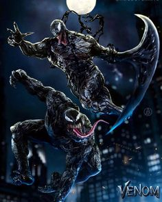 Can't wait for Venom! The potential! art by the epic . art by the phenomenal . Marvel Comics, Venom Comics, Marvel Villains, Marvel Art, Marvel Heroes, Marvel Avengers, Venom Spiderman, Marvel Venom, Spiderman Art