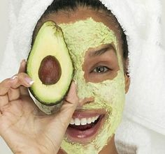 How To Make An Avocado Face Mask