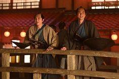 (画像1/9)栄一(吉沢亮)と喜作(高良健吾)が京都へ!